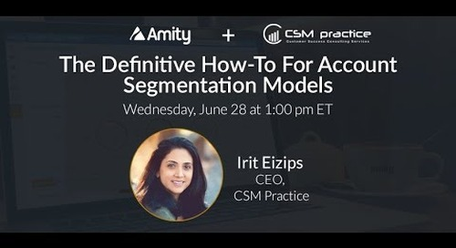 The Definitive How To For Account Segmentation