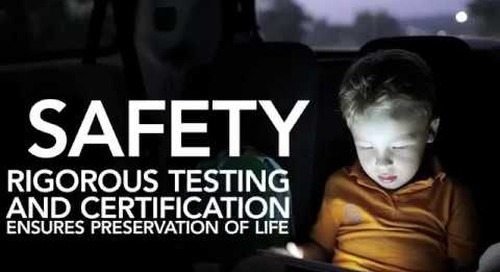 40 years of Safety, 20 Years of Certification