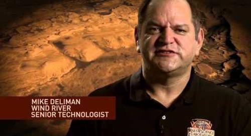 NASA Jet Propulsion Laboratory MSL Curiosity -- Customer Success Video