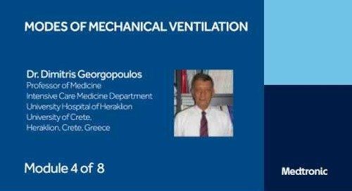 PAV+ Modes of Mechanical Ventilation - Module 4