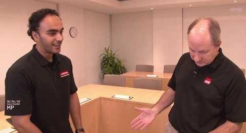 Lenovo ThinkSystem ST50 Server Video Walkthrough