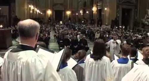 Madeleine Choir School   Choir Tour of Italy