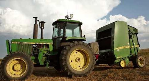 Prevencion de atropellos por tractores