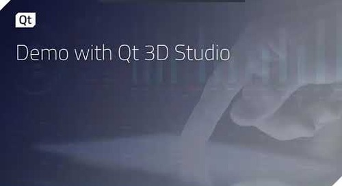 Introduction to Creating and Optimizing Real-Time 3D Graphics in Qt {On-demand webinar}