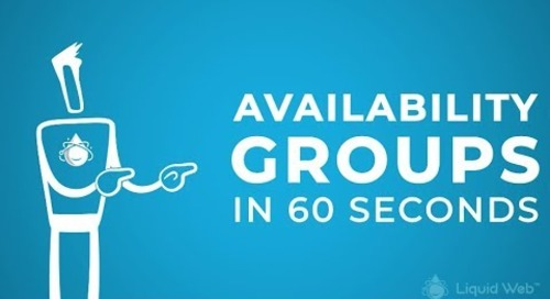 What are Availability Groups?