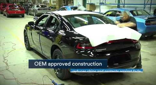 3M™ Vehicle Wraps Police Police Vehicle Applications