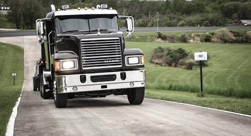 Mack Trucks 360º Virtual Reality Test Drive - Mack Pinnacle