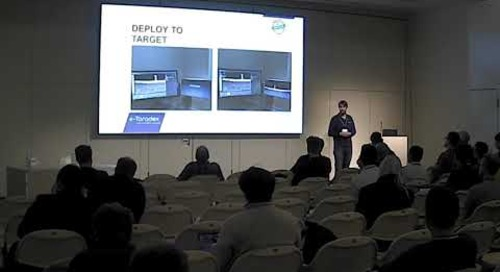 Using Qt 3D Studio to Embedded Arm Devices by Stefan Eichenberger, Toradex @QtWS18