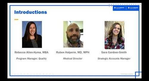 Quality & Telehealth Summit June 2020 | Providence Health Plan and Providence Health Assurance