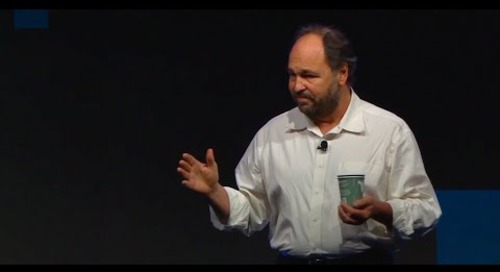 Give More Than You Take — Paul Maritz