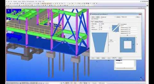 Platework with Tekla Structures