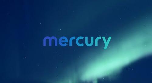 Video:  New Mercury Identity