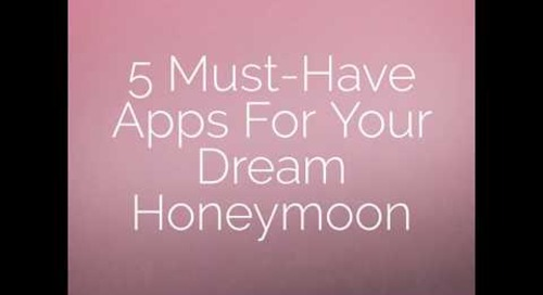 5 Must-Have Apps For Your Dream Honeymoon   The Pink Bride
