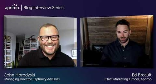 Assets are at The Center of Digital Operations | Interview with John Horodyski