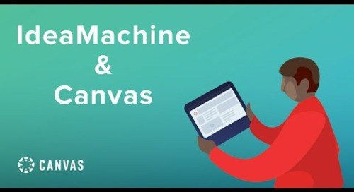 Interaction & Engagement in the Classroom with Canvas
