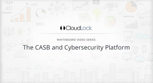 CloudLock's CASB and Cybersecurity Platform in Just 3 Minutes