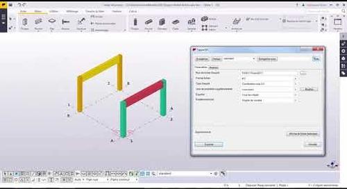 Astuce Tekla Structures : TS 2017   Robot Structural Analysis 2017 en Export   beton