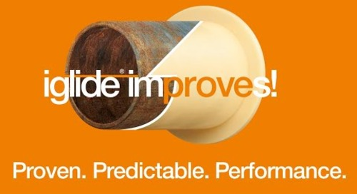 Improve your machines - engineered plastic bearings and bushings