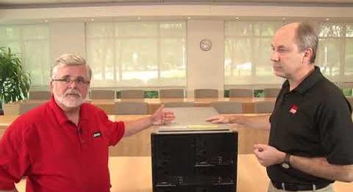 Lenovo ThinkSystem NE2552E Flex Switch / QLogic Flex Ethernet Adapter Video Walkthrough