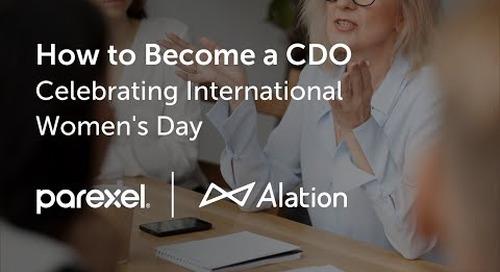 Women Who Catalog: How to Become a CDO