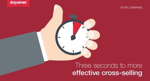Three seconds to more effective cross-selling