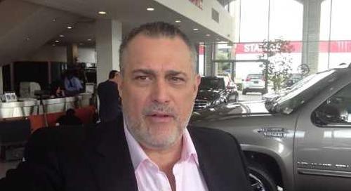 C-Suite with Jeffrey Hayzlett: Cadillac Dealership
