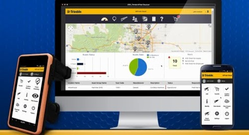 Trimble AllTrak Cloud -  Asset and Tool Management Software in the Cloud