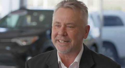 Testimonial | James Mason, Steven Toyota