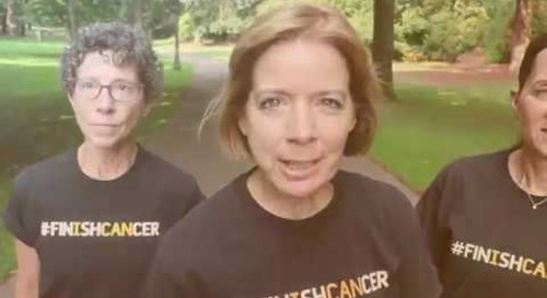 Providence Cancer Institute #FINISHCANCER Oregon Facebook video