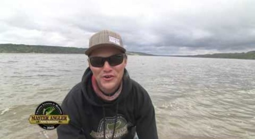 Monster Carp Fishing in Manitoba - Manitoba Master Angler Minute