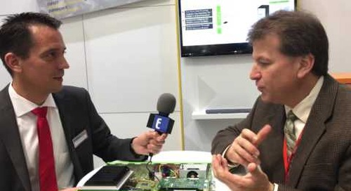 embedded world 2017: Pentair Takes Embedded System Design to the Next Level