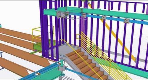 Trimble Westminster 2 Building - Trimble North American BIM Awards