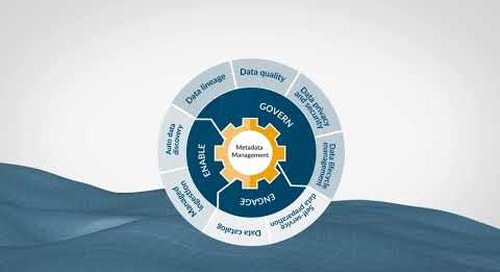 Achieve an Actionable, Scalable Data Lake with Zaloni