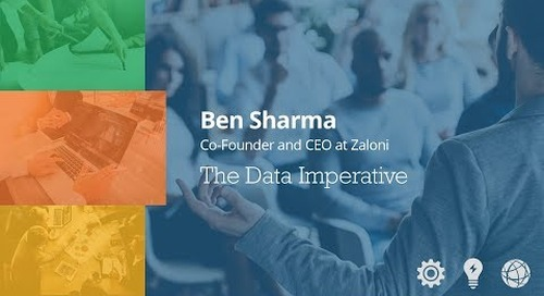 The Data Imperative - Ben Sharma