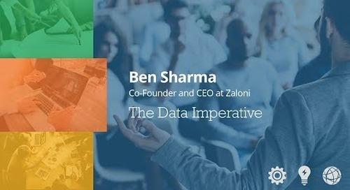The Data Imperative - Ben Sharma