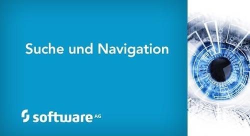 Suche und Navigation