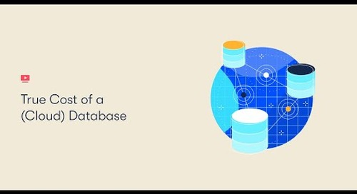 True Cost of a Cloud Database