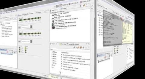 Simics Network Simulation