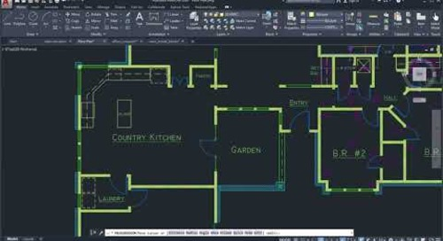 AutoCAD 2020: Quick Measure | AutoCAD