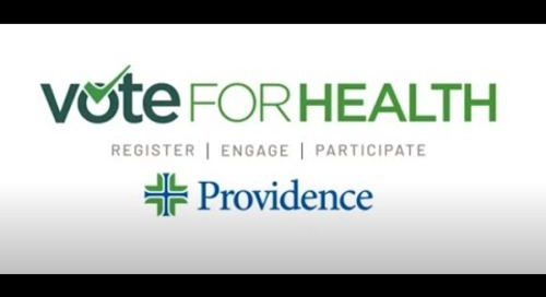 Providence  Vote for Health – register to vote, have a plan and be ready to vote in the election