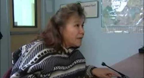 Contact North   Contact Nord - Testimonial by / Témoignages par : Cathy Naganosh, Wasauksing FN