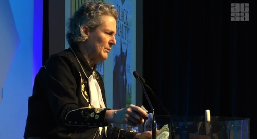 Temple Grandin: The Value of the Autistic Mind   Keynote at ACSA Every Child Counts Symposium