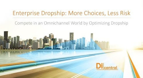 Compete in an Omnichannel World by Optimizing Dropship