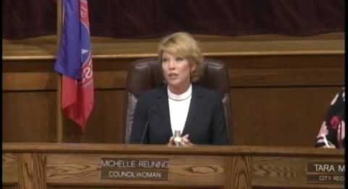 Bristol Tennessee City Council Meeting - July 2017