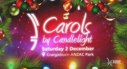 Hume City Council, Carols by Candlelight 2017 Event
