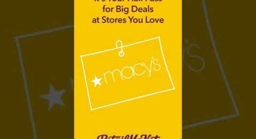Big Deal for Back To School with RetailMeNot (App)