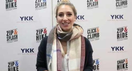Ermina Koutavas introduces YKK's Snap and Button Products