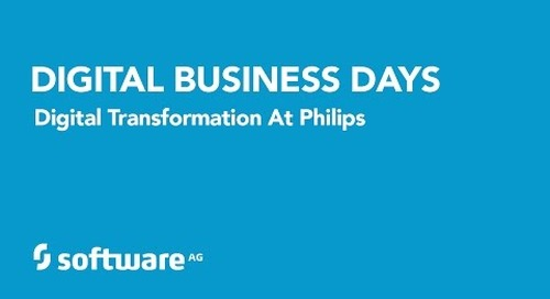 Philips Head of Architecture and Planning, Rosie Hawke, discusses digital transformation at Philips