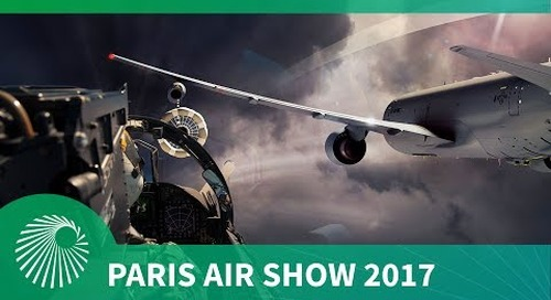 Paris Air Show 2017: VR training from Cobham Mission Systems