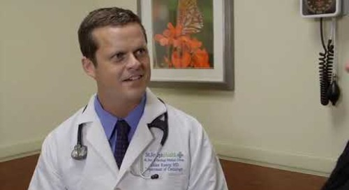 Cardiology featuring Aidan Raney, MD